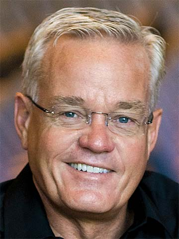 BILL HYBELS Founder & Senior Pastor, Willow Creek Community Church