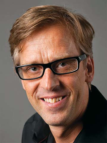 FREDRIK HÄRÉN Author; Business Creativity Expert