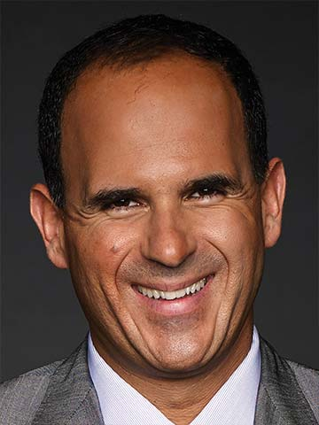 MARCUS LEMONIS Star of CNBC's The Profit; CEO of Camping World and Good Sam