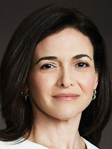 SHERYL SANDBERG Chief Operating Officer, Facebook